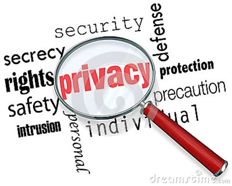 Can you have both security and privacy in the internet age